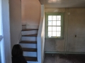 Back stair case
