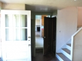 Mudroom, main door into kitchen