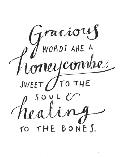 Gracious words to begin your new year - MommyCoddle