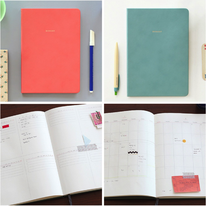 Great post on a new planner from Mochi Things. Love her organizational system.