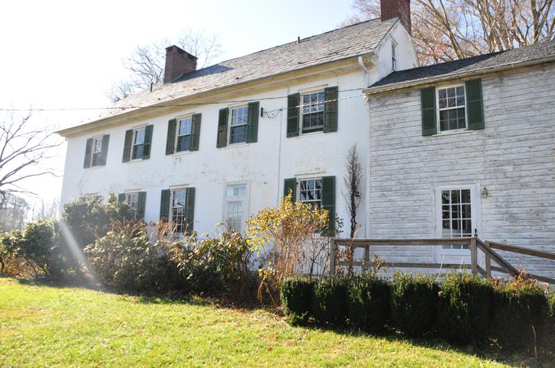 1812 farmhouse remodel Woodlawn