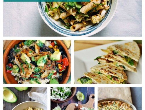 A great round-up of #meatless meal ideas for Lent that family (and kids!) will love.
